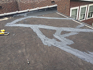 Flat Roof Repair Services In St Charles Mo Schneider