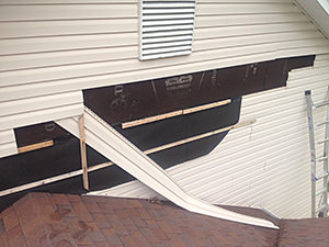 Siding Repair in St. Charles