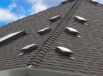 Roof Ventilation 1 Schneider Roofing Amp Remodeling