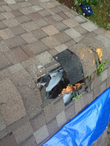 Guide to Roof Damage & Repair