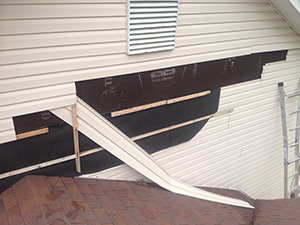 Guide to Siding Damage Repair
