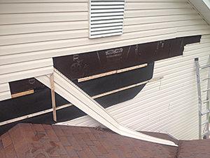 Siding Hail Damage Repair In St Charles Schneider Roofing