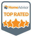 HomeAdvisor Top Rated Service | Roofing Contractors