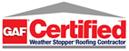 Gaf Certified Roofing Contractor