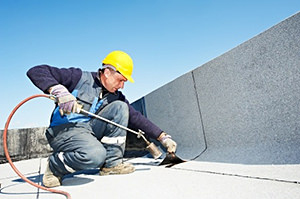 Flat Roofing Contractors in St. Charles