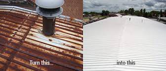 St. Charles Metal Roof Coating Services