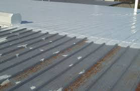 Metal Roof Coating in St. Charles
