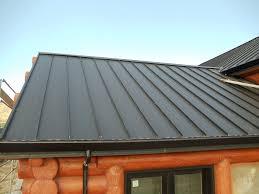 Standing Seam Metal Roof Installation & Repair