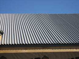 Corrugated Metal Roofing Installation in St. Charles