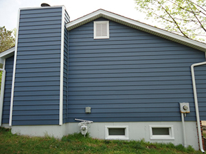 Insulated Vinyl Siding Installation Amp Repair In St